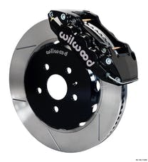 "Granatelli Motorsports G140-11269 Big Brake, Front Kit 14.25"" Blk - Requires G220-11382 Lines, Granatelli/Wilwood"
