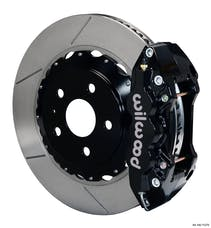 "Granatelli Motorsports G140-11270 Big Brake, Rear Kit 14.25"" Blk - Requires G220-11383 Lines, Granatelli / Wilwood"