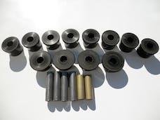 Granatelli Motorsports GM-CABSHKT 1979-04 Rear Control Arm Bushing Rebuild Kit/ Upper & Lowers - Poly Urethane