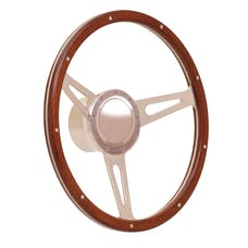 GT Performance 38-4247 GT9 Cobra Wheel Wood