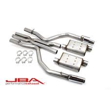 JBA Performance Exhaust 40-1669 2015 Dodge Charger SRT8, 6.1/6.4L