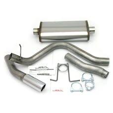 """JBA Performance Exhaust 40-2522 40-2522 3"""" Stainless Steel Exhaust System 98-03 F-150 Al"""