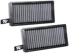 K&N VF2060 Cabin Air Filter (2 per box)