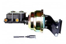 LEED Brakes 781 8 in Dual Power Booster , 1-1/8in Bore Master   (Zinc)