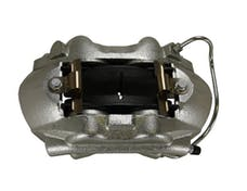 LEED Brakes A4401LD 4 Piston Caliper with Stainless Steel Pistons - Loaded LH