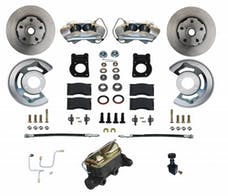 LEED Brakes FC0001-405 Manual Front Disc Brake Conversion Kit
