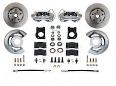 LEED Brakes FC0001SM Front Spindle Mount Disc Brake Kit
