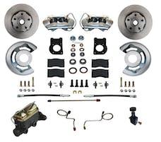 LEED Brakes FC0002-405 Manual Front Disc Brake Conversion Kit