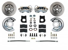 LEED Brakes FC0002SM Front Spindle Mount Disc Brake Kit