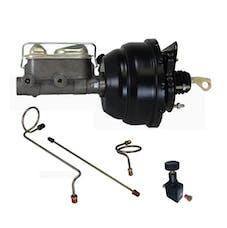 LEED Brakes FC0022HK Hydraulic Kit - Power Brakes - With Valve