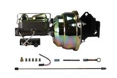 """LEED Brakes FC0032HK Hydraulic Kit - Y Block Power Brakes 8"""" Dual Booster"""