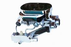 LEED Brakes FC1010HK Manual Hydraulic Kit - Disc Drum - Chrome