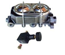 LEED Brakes FC1012HK Manual Hydraulic Kit - Adj Prop Valve - Chrome