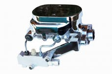 LEED Brakes FC1014HK Manual Hydraulic Kit - Disc Disc - Chrome