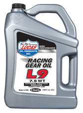 Lucas Oil 10457 L9 Racing Gear Oil