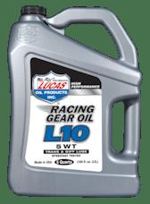 Lucas Oil 10461 L10 Quick Qualifier Gear Oil