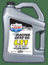 Lucas Oil 10539 L11 Racing Gear Oil