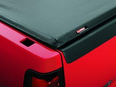LUND 96082 Genesis Roll Up Tonneau Cover, Black Leather Look GENESIS ROLL UP TONNEAU