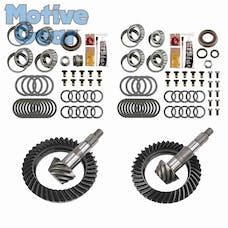 Motive Gear MGK-105 Differential Ring and Pinon Front and Rear Complete Kit - 4.56 - JK Rubicon