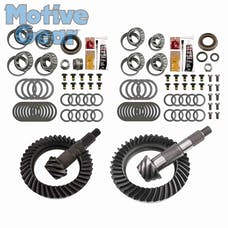 Motive Gear MGK-107 Differential Ring and Pinon Front and Rear Complete Kit - 5.13 - JK Rubicon