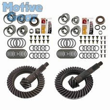 Motive Gear MGK-108 Differential Ring and Pinon Front and Rear Complete Kit - 5.38 - JK Rubicon