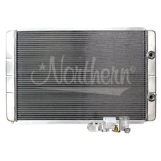 Northern Radiator 204105BC 31 X 19 Overall With High Flow Oil Cooler
