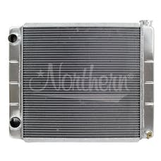 Northern Radiator 204110 Race Pro Radiator - 22 X 19 Ford / Mopar Double Pass