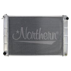 Northern Radiator 205058 Muscle Car Radiator - 29 x 18 7/8 x 3 1/8