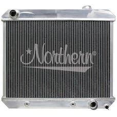 Northern Radiator 205231 Muscle Car Radiator - 21 5/8 x 24 7/8 x 2 1/2