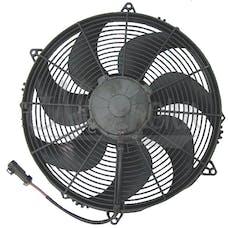 Northern Radiator BM346965 High CFM Fan. 16 Inch Ultra Cooling  Spal Puller Fan
