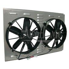 Northern Radiator Z40082 Dual 12 Inch Electric Fan