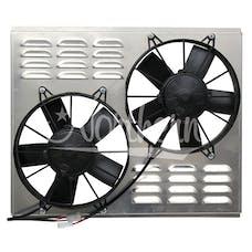 Northern Radiator Z40093 Dual 10 Inch Hurricane Electric Fan