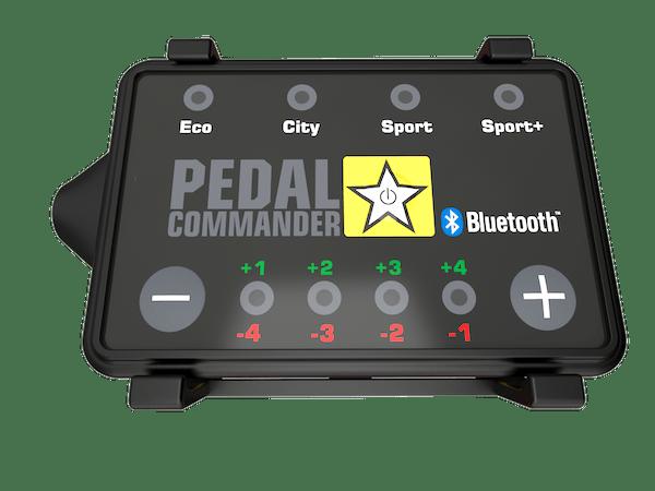 Pedal Commander PC30-BT Pedal Commander Performance Throttle Controller 30 BT - Jeep Grand Cherokee 3.0L V6 diesel (2005-2006)
