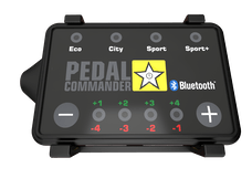 Pedal Commander PC07-BT Throttle Controller, Easy Installation (Plug & Play); OEM Factory Plugs