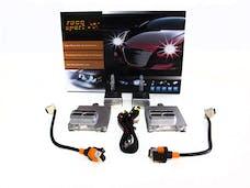 Race Sport Lighting OEM-D1-12K-KIT 12K OEM Factory D1S/C/R HID Kit