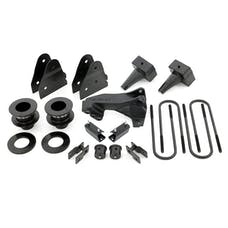 ReadyLift 69-2736 3.5'' SST Lift Kit with 4'' Flat Blocks for 2 Piece Drive Shaft without Shocks