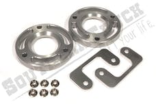 Southern Truck 15009 Front Leveling Kit, Aluminum
