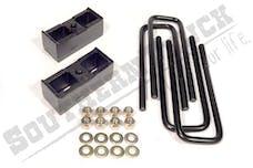 """Southern Truck 15036 1"""" Rear Block Kit w/Factory Trailer Package"""