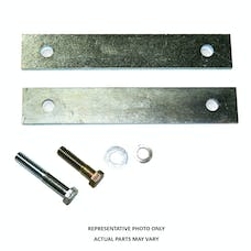 Superlift 9649 Carrier Bearing Drop Kit with 2-3 inch Rear Lift