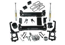 Superlift K104 4.5 in. Lift Kit - 09-14 F-150 4WD - w/ SR Rear Shocks