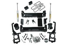 Superlift K105 6'' Lift Kit - 09-14 F-150 4WD - w/ SR Rear Shocks