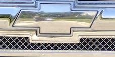 T-Rex Grilles 19040 Emblem Exterior Trim, Polished, Aluminum, 1 Pc, Bolt-On