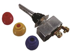 Taylor Cable Products 1018 Toggle Switch on/off w/boot 50 amp