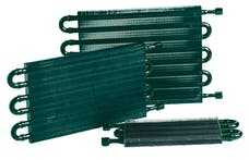 TCI Automotive 823800 Performance Transmission Cooler 15.5 in x 10 in.