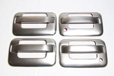TFP 407BR Truck & SUV Door Handle Insert Stainless Steel Brushed Finish