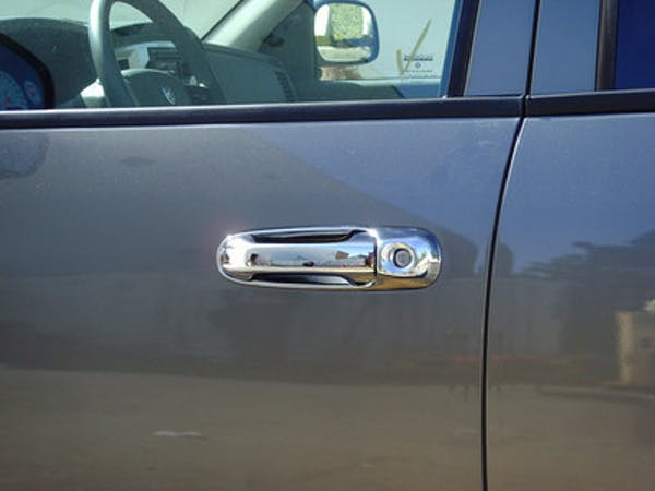 TFP 420 Truck & SUV Door Handle Insert Stainless Steel Chrome Finish