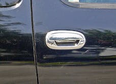 TFP 460 Truck & SUV Door Handle Insert Stainless Steel Chrome Finish