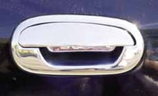 TFP 461 Truck & SUV Door Handle Insert Stainless Steel Chrome Finish