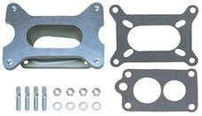 "Trans Dapt Performance 2184 1-3/4"" Tall, Holley 2bbl. to Toyota 22R Carburetor Adapter -Cast Aluminum"