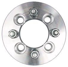 Trans Dapt Performance 3600 4 LUG Wheel Spacers; 100mm Bolt Circle; 12mmx1.5 Threads (pr)- ALUMINUM